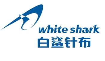 White shark logo